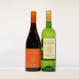 ワイン<br>赤ワイン 2160円 / 白ワイン 1940円